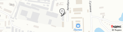 ЛАДА на карте Макеевки