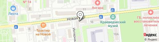 25 часов на карте Балашихи