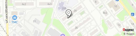 Ирина стиль на карте Балашихи