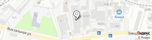 Патио Кухни на карте Щёлково