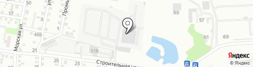 Производственная компания на карте Крымска