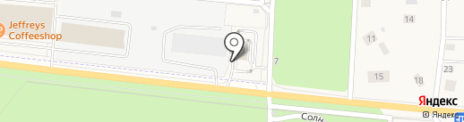 Макдоналдс на карте Малаховки