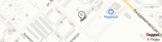 Для Вас на карте Макеевки