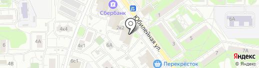 Белорусская одежда на карте Балашихи