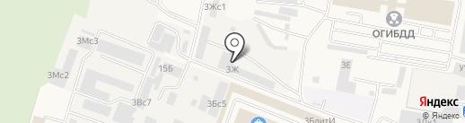Био-сервис-М на карте Малаховки
