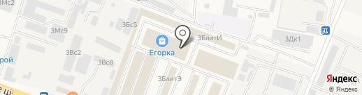 KraskiDecor.ru на карте Малаховки