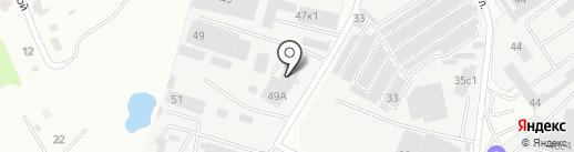 Автоломбард-А на карте Балашихи