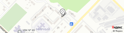 Лик, продовольственный магазин на карте Макеевки