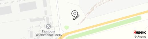 АЗС Арис-Центр на карте Щёлково
