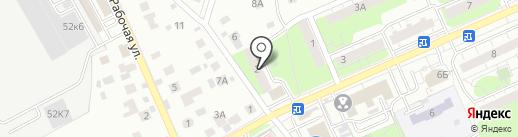 Платежный терминал, Сбербанк России на карте Железнодорожного