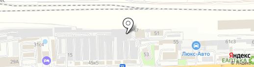 Альфа Бассенс на карте Железнодорожного