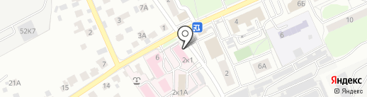 МЕД ГАРАНТ на карте Балашихи