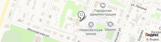 Пан продукт, магазин на карте Нового Света