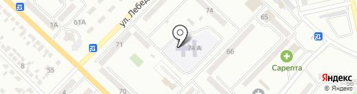 Детский сад №80 на карте Макеевки
