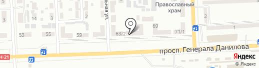Сервисный центр на карте Макеевки