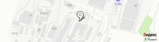 Синтерком-С на карте Балашихи