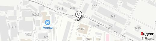 ВТС Групп на карте Щёлково