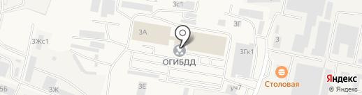 Стальконструкция на карте Малаховки