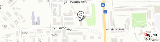 Мебель скай, магазин на карте Макеевки
