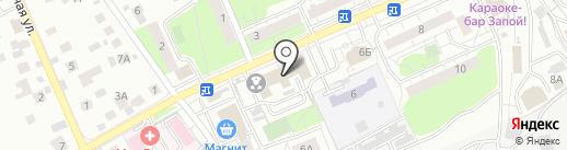 Отдел ГИБДД на карте Железнодорожного