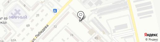 Идиллия на карте Макеевки