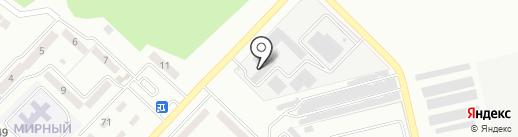 Макеевтеплосеть на карте Макеевки