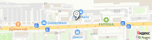 Мои документы на карте Балашихи