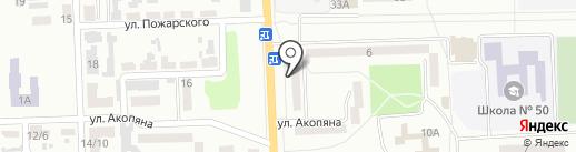 Каприз, салон красоты, СПД Тимошина Ю.В. на карте Макеевки