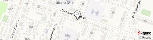 Тип топ, магазин одежды и обуви на карте Нового Света