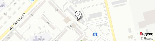 Oskar на карте Макеевки