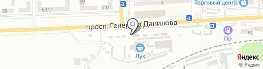 Verde на карте Макеевки