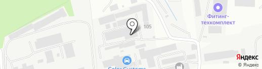 Щелковское рудоуправление на карте Щёлково
