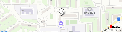 Аюрведыч на карте Балашихи