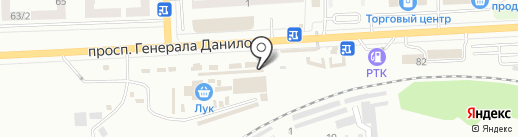 S-TELL на карте Макеевки