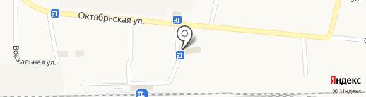 Дуэт на карте Криничной