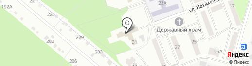 Специализированный дом ребенка на карте Фрязино