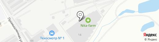 Джетта Строй на карте Балашихи