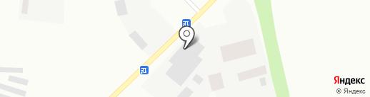КолбикО на карте Макеевки