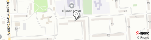 Аптека на карте Макеевки