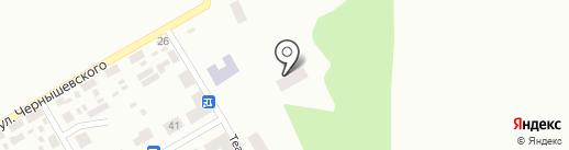 АКВАМИР на карте Макеевки