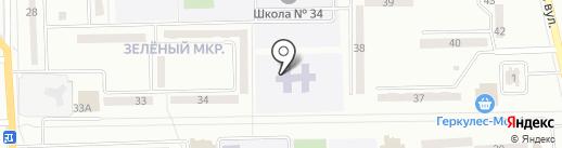 Детский сад №186 на карте Макеевки