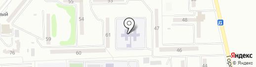 Детский сад-ясли №28 на карте Макеевки
