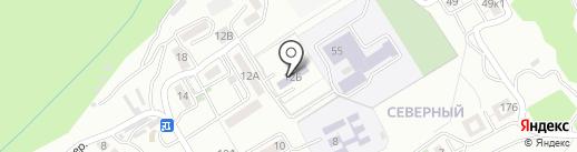 Детский сад №37 на карте Геленджика