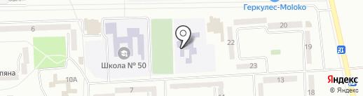 Детский сад №193 на карте Макеевки