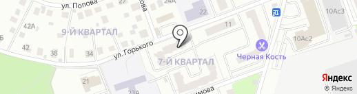 Восток, ТСЖ на карте Фрязино