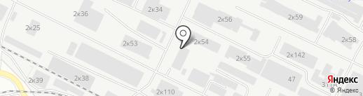 Экорамакс на карте Щёлково
