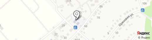 Детский сад №14 на карте Геленджика