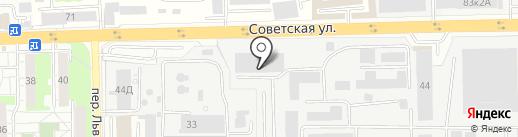 Sda-Group на карте Балашихи