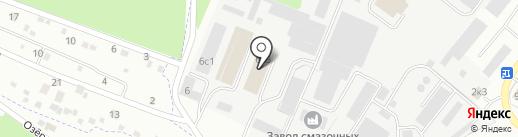 Фрязинская Кондитерская Фабрика на карте Фрязино