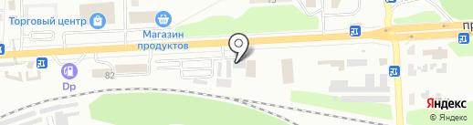 Подшипники, магазин на карте Макеевки